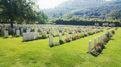 War cemetery #Florence