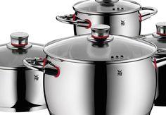 Quality One WMF cookware - curved shape | WMF