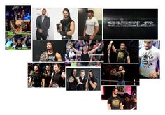 """""""Untitled #16"""" by cake714 ❤ liked on Polyvore featuring WWE and Champion"""