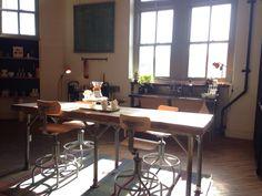 New kitchen space.