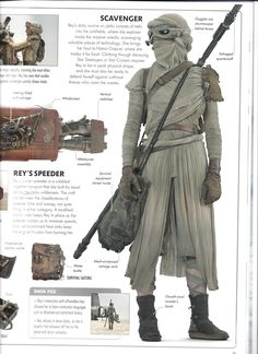 Rey - Star Wars: The Force Awakens Build (open for everyone!) - Page 50