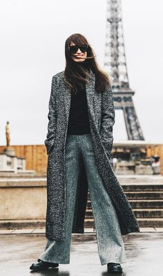 7 Things Everyone Can Learn From This 42-Year-Old French Trendsetter via @WhoWhatWearUK