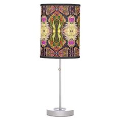 Illuminate your home with Mandala lamps from Zazzle. Choose from our pendant, tripod, or table lamps. Find the right lamp for you today! Desk Lamp, Table Lamp, Striped Table, Incandescent Light Bulb, Yoga Art, Mandala Pattern, Rice Paper, Pendant Lamp, Lovers Art