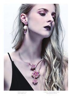 Established in Hong Kong Jewelry Manufacturers' Association (HKJMA) is an organization representative of jewelry manufacturers and exporters. Designer Collection, Diamond Pendant, Hong Kong, Unicorn Jewelry, Romantic, Winter Wonderland, Floral, Earrings, Pink