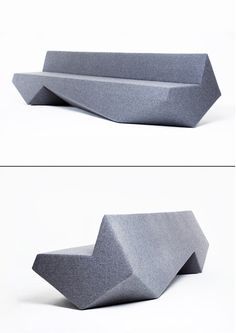 This rare and angular shaped sofa is an awesome way to add personality to a room is a unique way quests have never since before.