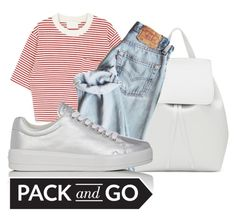 """""""Rio"""" by selba ❤ liked on Polyvore featuring Mansur Gavriel and Prada Sport"""