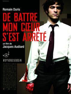 De battre mon cœur s'est arrêté (2005) ~ BAFTA Awards 2006 ~ Meilleur Film non Anglophone / César du Meilleur Film Français de l'Année, du Meilleur Réalisateur, de la Meilleure Adaptation (avec Tonino Benacquista) ~ 31e Cérémonie des Césars