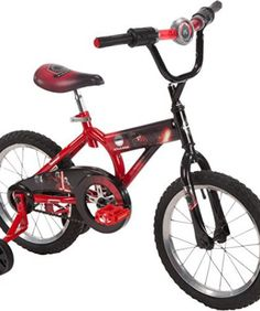 3951f044bba Star Wars Episode VII Bike by Huffy, Ages & Rider Height - Star Wars  Episode VII Bike features coaster brake system, training wheels and the  Star Wars ...