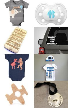 Baby Must Haves (from a baby's point of view) by PrtSkin http://www.etsy.com/shop/PrtSkin --Pinned with TreasuryPin.com