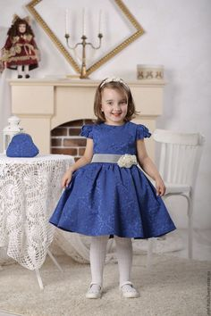 Купить Платье детское для девочки Кармен - платье, Платье нарядное, платье…