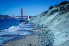 Hike to Marshall beach in San Francisco - Travel Photo Discovery #SanFrancisco #Goldengate