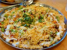 Leading up to this year's Best of L.A. issue (due out Oct. 4) -- and probably beyond, at this rate -- we'll be counting down, in no particular order, 100 of our favorite dishes. 38: Papri Chaat at Jay Bharat. As sort of shameful as it is to admit, I...