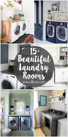 15+ Beautiful Laundr