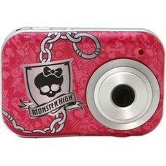 Monster High 2.1MP Camera  $35.97