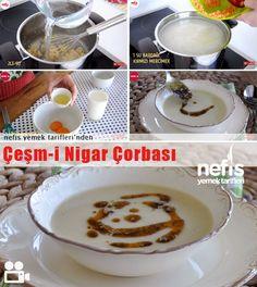 Çeşmi Nigar Çorbası Nasıl Yapılır