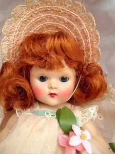 1952 CATHY MIB VOGUE GINNY...LOVELY MINT DOLL...IN CORRECT BOX!