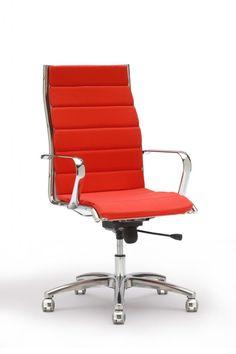 Sedia presidenziale per ufficio moderno Matrix