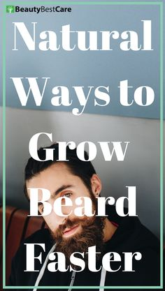Here best ways to grow a beard faster naturally and the ultimate guide how to stimulate facial hair growth naturally . List of beard growing tips and tricks. How To Grow Mustache, How To Get Beard, Growing A Mustache, Grow A Beard, Grow A Thicker Beard, Natural Beard Growth, Best Beard Growth, Facial Hair Growth, Men Hair Growth