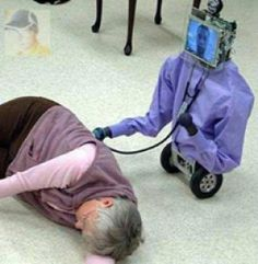 the elder care robot that will look after you may be the future of retirement