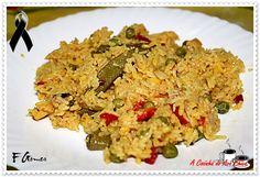 Paella – A Cozinha do Avô Chico