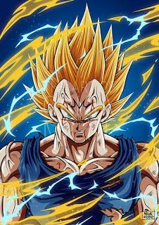 """You can take control of my mind and my body, but there is one thing a Saiyan always keep."" Majin Vegeta By Migne Huynh Dragon Ball Gt, Dragon Ball Image, Manga Dbz, Majin, Dbz Wallpapers, Thanos Avengers, Geeks, Cartoon, Draw"