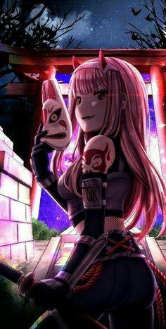 anime zero two icon ; anime zero no tsukaima ; Kawaii Anime Girl, Manga Kawaii, Cool Anime Girl, Beautiful Anime Girl, Anime Art Girl, Manga Girl, Anime Love, Manga Anime, Anime Girls