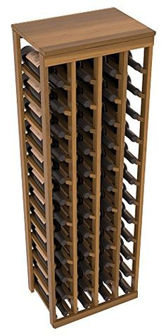 Wine Racks   Wine Racks America Redwood 48 Bottle Table Top 13 Stains To  Choose From ** Learn More By Visiting The Image Link.
