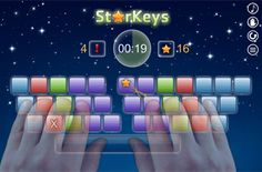 Zone, a fun way to learn keyboarding! Typing Games, Learning Games, Educational Technology, Special Education, Back To School, Fun Facts, Homeschool, Classroom, Teaching