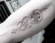 50 Pleasing Geometric Tattoos Designs and Ideas