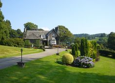Get UK Deal: Lake District Stay with Dinner for just: Lake District: 1 Night for Two with Breakfast, Dinner, Cream Tea and Spa Access at Broadoaks Country House >> BUY & SAVE Now! Lake District Stay, Lake District Hotels, Montana Spa, Newcastle, Hotel Weekend, Hotel Breakfast, Cheap Wedding Venues, Wedding Ideas, Country House Hotels