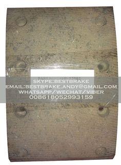 https://flic.kr/p/QN8SaE | 17992 | 17992 brake lining for volvo F12/FH12/FH16/FL7/FM12