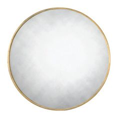 Uttermost 13887 Junius Round Gold Mirror