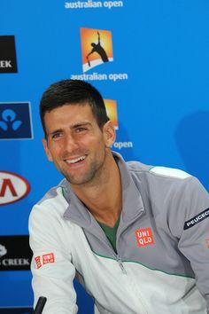 Novak Djokovic - 2014 Australian Open Previews