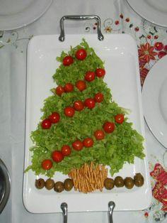 Idéias para apresentação de pratos