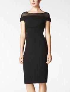 Sheath dress, black - Max Mara United Kingdom