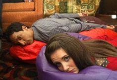 Annie e Abed