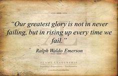 So true! Ralph Emerson Self-Reliance Quotes   Quotes by Ralph ...