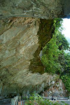欅平、人喰岩