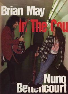 Dawn O'brien uploaded this image to 'Nutty 4 Nuno Pics'. See the album on Photobucket. Nuno Bettencourt, Washburn Guitars, Brian May, Asian Men, Asian Guys, Cool Guitar, Rock N Roll, Album, Metal Stars
