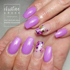 Ugly Duckling gel polish #34 with some added glitter!  For more info on Ugly Duckling Nail products go to www.uglyducklingnails.com  #uglyducklingproduct #uglyducklingnails #christinacronk #nails #nailpro #nailpromote #nailprodigy #nailart #gelnails #acrylicnails #instanails #nailsofinstagram #nailswag #nailblog #nailcrazy #nailartdesign #nailfashion #nailtech #naileducator