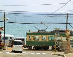 江ノ電の風景の画像(写真)