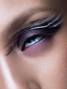 """Disarray"" Remark Magazine Nov 2014 on Makeup Arts Served"