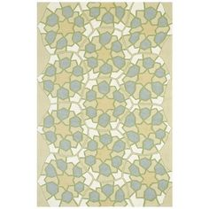 I pinned this Stained Glass Rug from the Good Natured event at Joss and Main!