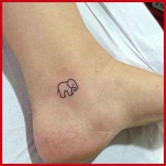 75 Big And Small Elephant Tattoo Ideas - Brighter Craft - 75 Big And Small Elep. - 75 Big And Small Elephant Tattoo Ideas – Brighter Craft – 75 Big And Small Elephant Tattoo Ide - Tiny Tattoos For Girls, Cute Tiny Tattoos, Little Tattoos, Tattoo Girls, Tattoos For Women Small, Trendy Tattoos, Small Tattoos On Back, Small Infinity Tattoos, Small Henna Tattoos