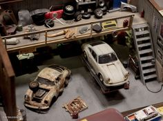 Reflecting on Collecting At The L.A. Porsche Literature And Toy Show • Petrolicious