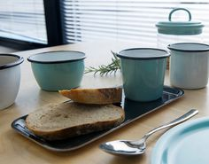 Pure Color Ceramic Dinner Tableware