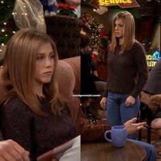 Rachel Friends Hair, Rachel Green Friends, Rachel Hair, Estilo Rachel Green, Rachel Green Style, Rachel Green Outfits, Friends Tv Show, Friends Cast, John Aniston