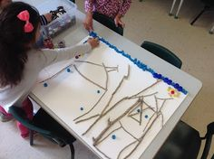 Wonders in Kindergarten: A small moment that led to a big creation!