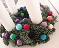 Adventskrans Nordic Christmas, Country Christmas, Christmas Home, Christmas Wreaths, Xmas 2015, Diy Weihnachten, Christmas Candles, Christmas Inspiration, Advent