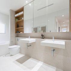 The Dept. Of Design showcasing one our exclusive Spanish ranges to create a clean and classic bathroom.